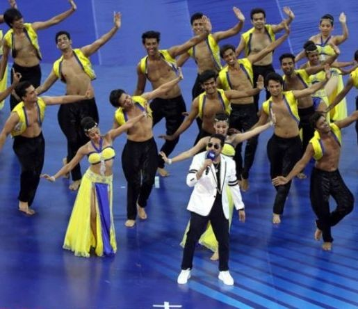 Mika Singh in IPL 2018