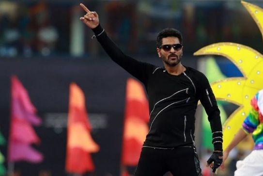 Prabhu Deva in IPL 2018