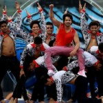 Varun Dhawan Dance Performance at IPL 2018 Opening Ceremony