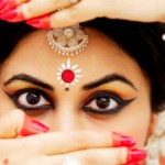 Eye Movements in Bharatanatyam Dance and Kathak Dance