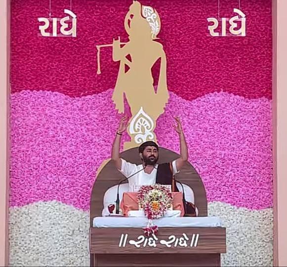 Jignesh Dada Saptah in Morbi