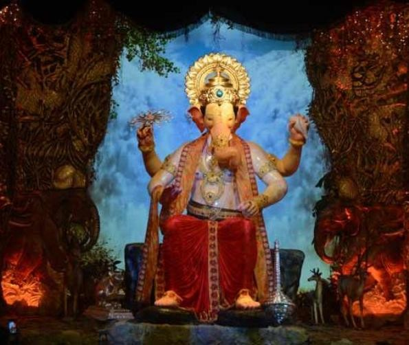 Lalbaugcha Raja 2018 Information - Ganesh Chaturthi Celebration in Mumbai
