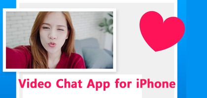 Best Online Video Chat App for iPhone - Dating with Singles and Meet New People Near Me