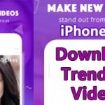 Free Download Trending Videos – Status Downloader App for iPhone