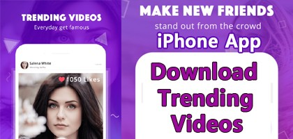 Free Download Trending Videos - Status Downloader App for iPhone
